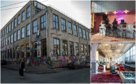 В Тбилиси бывшую советскую швейную фабрику переделали в отличный хостел