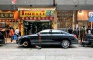 Автобизнес по-гонконски: уличные автомастерские, где нет недостатка в клиентах