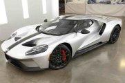 Ford выводит на рынок «стеклянный» спорткар из углеродного волокна