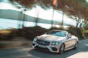 Роскошный кабриолет Mercedes E-Class - автомобиль, соединивший лучшие технологии бренда