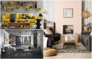 20 великолепных интерьеров, убеждающих, что серый цвет идеально подходит для оформления гостиной