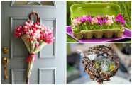 15 свежих идей для весеннего декора, которые оживят и украсят привычный интерьер