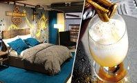 Самый пивной отель в мире открывает свои двери для поклонников пенного напитка