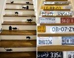 10 неординарных идей, которые превратят лестницу в настоящий арт-объект