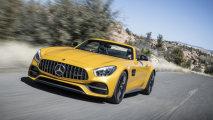 Порочная красота: Mercedes презентовал сразу два стильных родстера