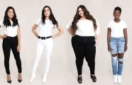 Сладкая парочка: как выбрать идеальные джинсы для каждого типа фигуры