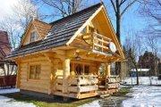 архитектура домик площадью метров котором достаточно необходимого