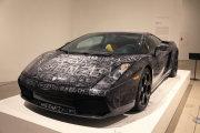 Автомобили: Ломай меня полностью: посетителям музея дали отвести душу на Lamborghini за 170 тысяч долларов