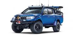 Компания Mitsubishi и Top Gear создали уникальный «пикап путешественника»