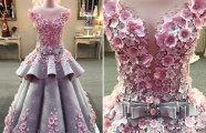 Надеть или съесть: Создан изумительный торт в виде свадебного платья от кутюр в натуральную величину