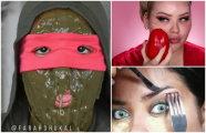 Театр абсурда: 15 видео-уроков макияжа, в которых явно что-то пошло не так