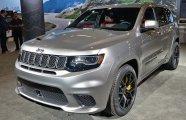 Jeep Grand Cherokee получил «адский» двигатель