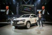 Автомобили: Отвези тещу на дачу: Skoda показала новый супер вместительный внедорожник