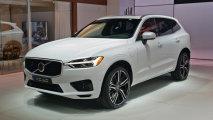 Volvo выпускает на дороги новый стильный кроссовер с современнейшей начинкой