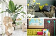 15 эффектных интерьерных идей, которые сделают ваш дом оазисом уюта