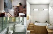 19 гениальных идей дизайна маленького санузла, которые не сложно воплотить в обычной городской квартире