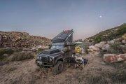 Легким движением руки Land Rover превращается в дом на колесах