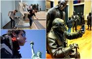 17 веселых фотографий со статуями, которые заставят посмеяться от души