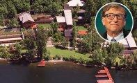 Самый уютный дом в мире: 15 любопытных фактов об особняке Билла Гейтса