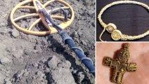10 открытий, которые были сделаны с помощью металлоискателей