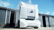 автомобили дорогу роботам создан уникальный дрон заменит грузовики