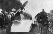 «Летящие над землей»: Как появлялись первые поезда-самолеты и почему это привело к гибели людей в СССР