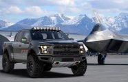 Ford выпустил роскошный пикап с крыльями для самых смелых автомобилистов