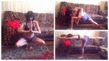 «Пока, джинсы, привет, юбки!»: 5 несложных упражнений из йоги, которые подарят красивый рельеф ног в кратчайшие сроки