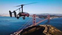 А мне летать охота: автомобиль-тривиллер, который может взмыть в небеса