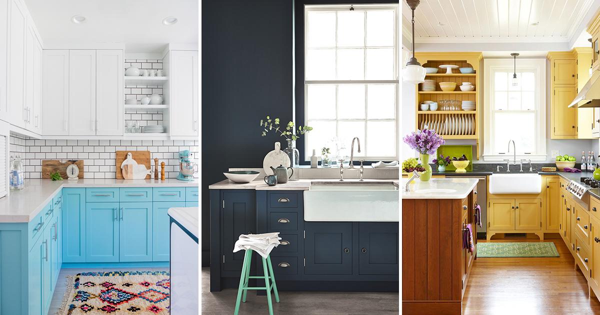 Кухня стильная и практичная
