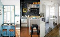 Идеи вашего дома: Чтобы сделать кухню больше, а интерьер удобнее: 15 примеров, как использовать барную стойку