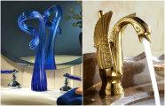 18 фантастических смесителей, способных украсить собой любую ванную комнату