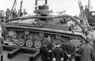 Секретный танк-подлодка, с помощью которого Гитлер мечтал захватить Великобританию