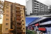 Архитектура: Как немцы в Германии осовременивают панельные хрущевки 60-70-х годов