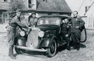 Автомобили: Почему в Советском Союзе было так мало трофейных автомобилей из Германии