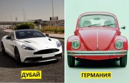 Автомобили: 12 народных автомобилей, заслуживших наибольшую популярность в разных странах мира