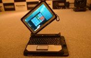 Промышленный дизайн: Компания Panasonic показала суперзащищенный ноутбук, заряда которого хватает почти на сутки