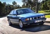 Автомобили: 9 иномарок, которые в России были самыми желанными в лихие 90-е
