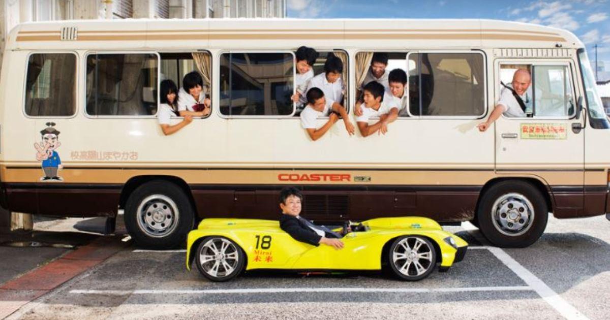5 необычных автомобилей попавших в книгу рекордов Гиннесса