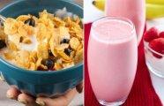 Лайфхак: 6 популярных завтраков, которые наивно считают полезными