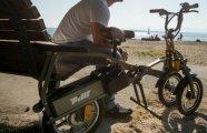 Автомобили: Складной скутер, который может заменить автомобиль