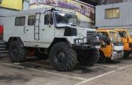 Автомобили: Кемпер по-русски: суровый вездеход, в котором можно жить с комфортом
