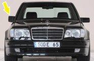 Автомобили: Почему на немецких машинах правое зеркало намного короче левого