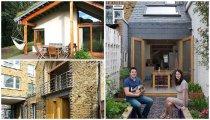 Архитектура: Крошечное пространство уюту не помеха: Как обустроены три самых маленьких дома Англии