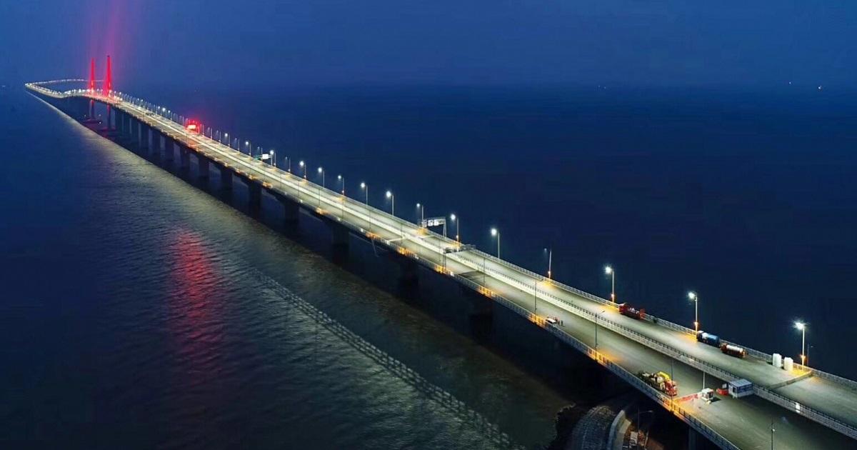 Топ-10 самых длинных мостов в мире - Непутевые заметки
