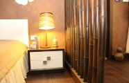 идеи зонировать пространство комнате помощью межкомнатных перегородок