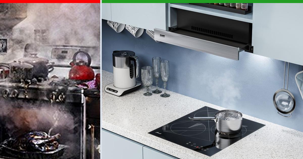 Как выбрать идеальную кухонную вытяжку несколько советов