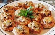 Лайфхак: Сушки с мясом: Аппетитная закуска на скорую руку из остатков фарша