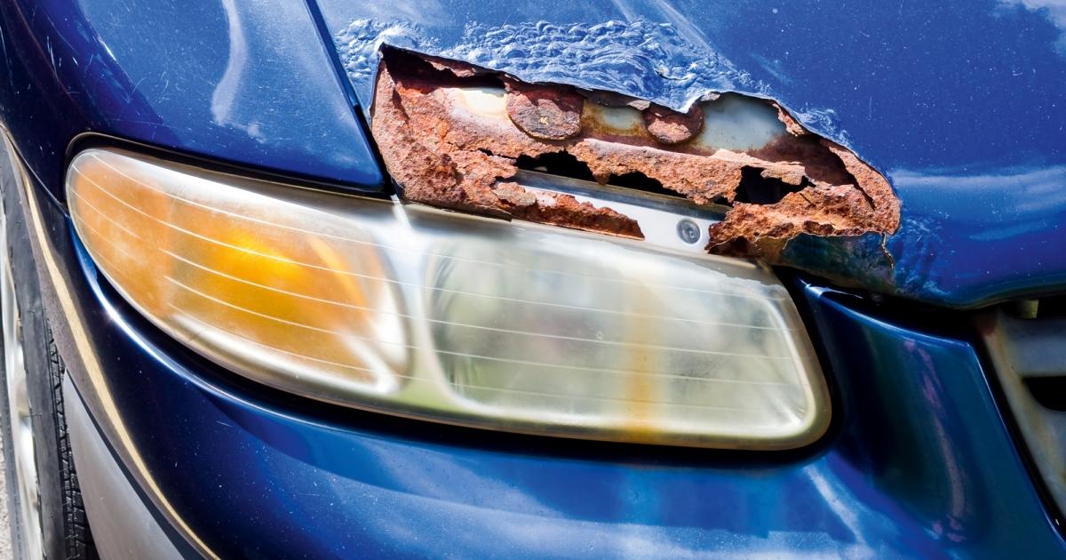 Коррозия кузова автомобиля - эффективная защита от ржавчины. Обработка днища и порогов кузова