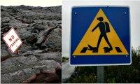 Юмор: 15 впечатляющих кадров, которые можно было сделать только в Исландии